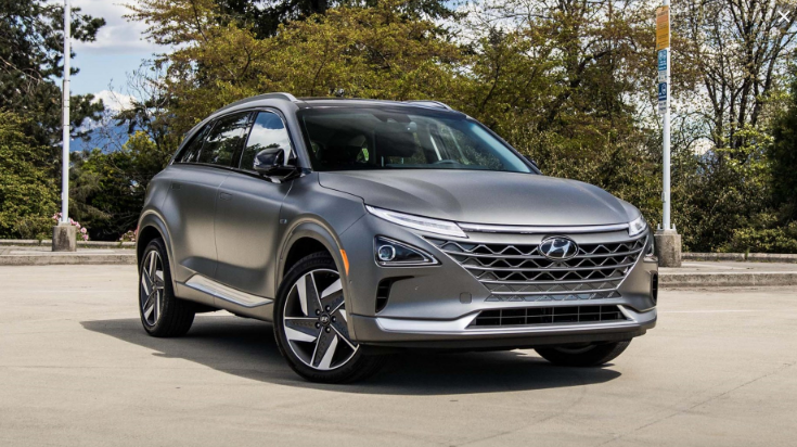 2020 Hyundai NEXO Limited 2020 Hyundai NEXO Limited Review, Release Date Price