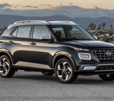 2020 Hyundai Venue Price