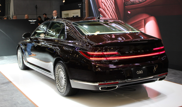 2020 Genesis G903 2020 Genesis G90 New Design and Performance