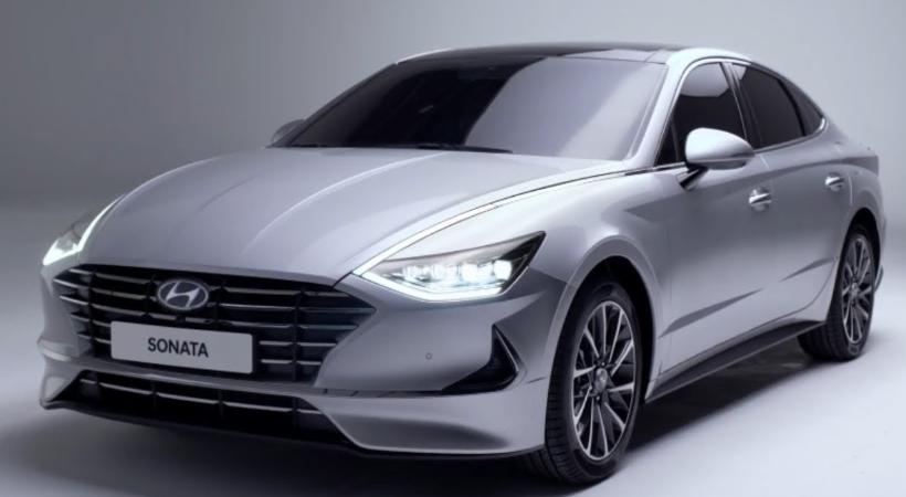 2020 Hyundai Sonata 1 2020 Hyundai Sonata Colors, Release Date, Interior