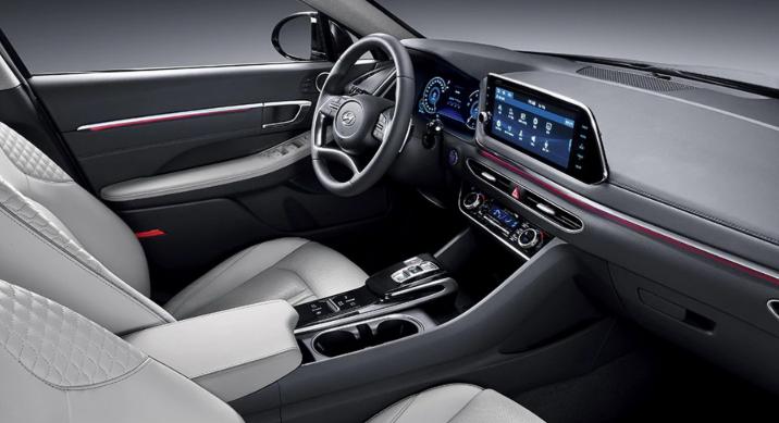 2020 Hyundai Sonata2 2020 Hyundai Sonata Convenience and Comfort Functions