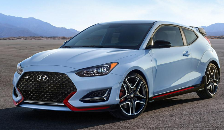 2020 Hyundai Veloster N 2020 Hyundai Veloster N Colors Release Date and Price