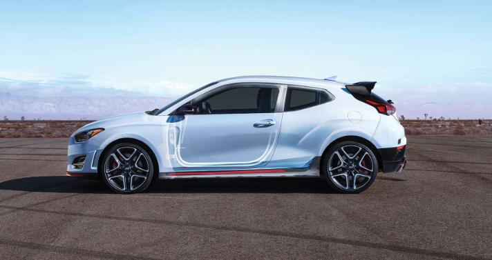 2020 Hyundai Veloster N2 2020 Hyundai Veloster N Colors Release Date and Price