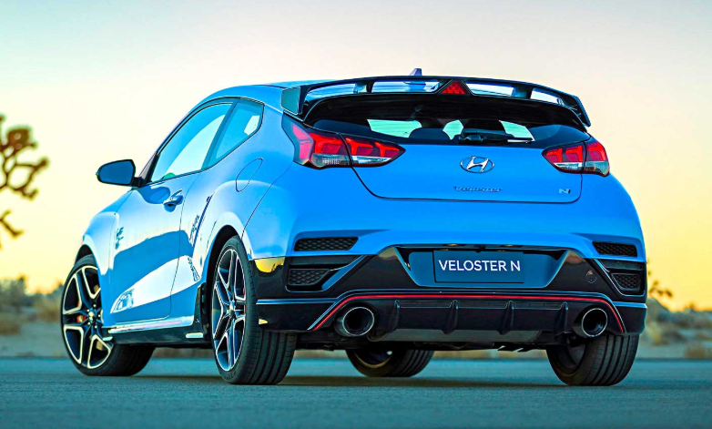 2020 Hyundai Veloster N3 2020 Hyundai Veloster N Colors Release Date and Price
