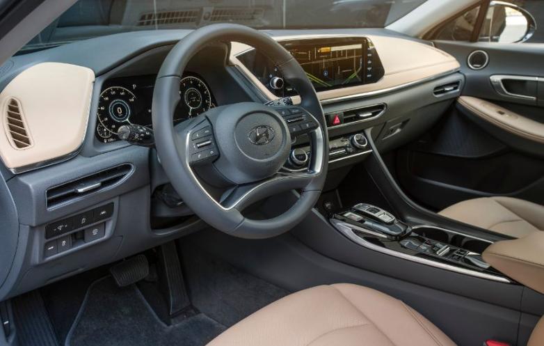 2020 Sonata2 New 2020 Sonata in Production