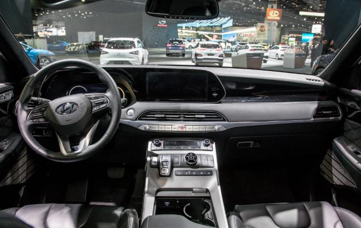 2021 Hyundai Palisade SEL Colors Release Date, Redesign ...